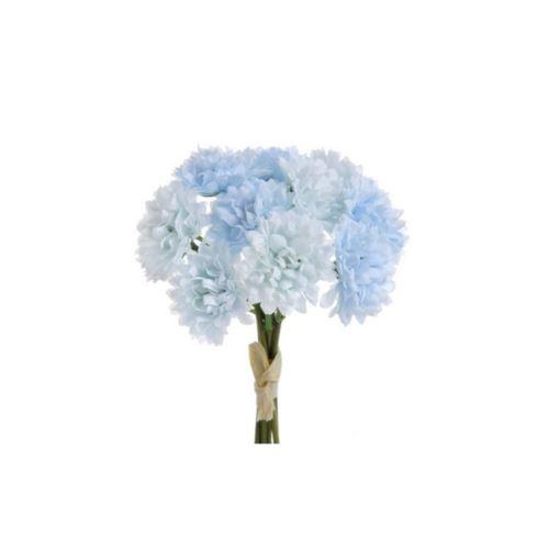 Aster mini bukiet x12 14cm 81can15737 blue