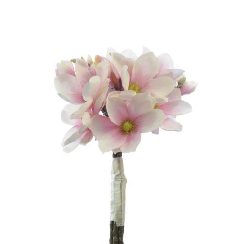 Magnolia bukiet wiązana 40cm SUN489 866 lt pink