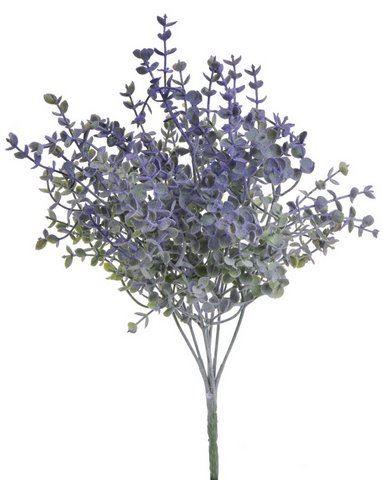 Krzaczek drobnolistny - sztucz. rosl. violet