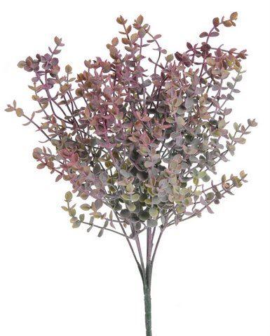 Krzaczek drobnolistny - sztucz. rosl. pink green