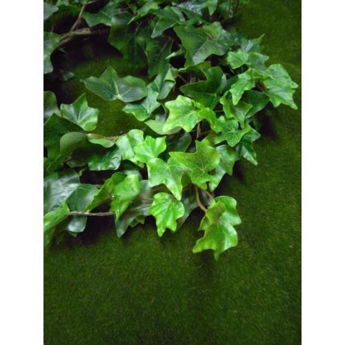 Wianek z hedery 40cm natural bl00632 green