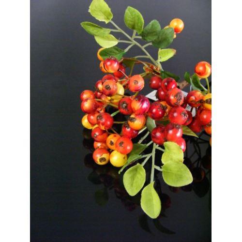 Gałązka z owocami 81can14042b/30 orange