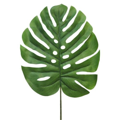 (Best) Monstera leaf Futura small 90cm green
