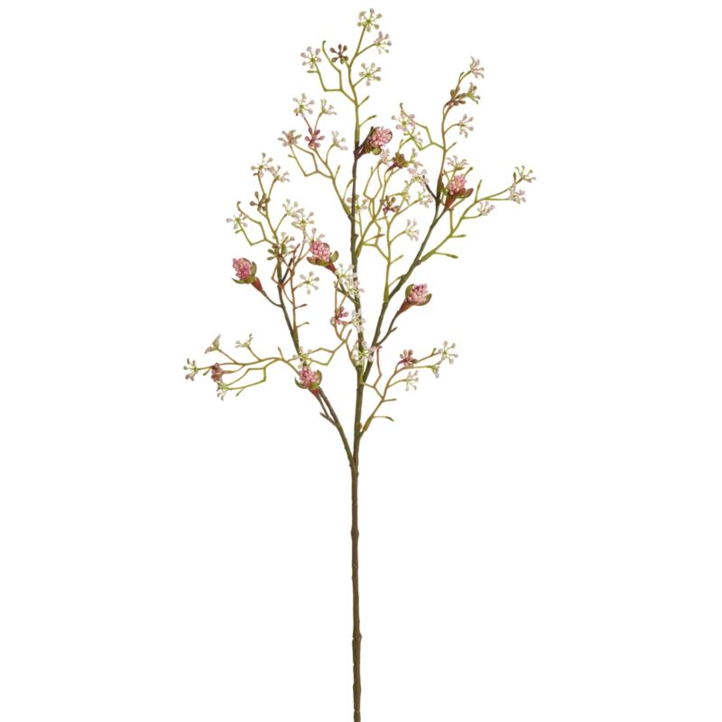 Ahornknospenzweig 3-fach 75cm rose