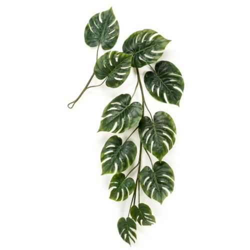 Monstera garland xl 190cm/11lvs
