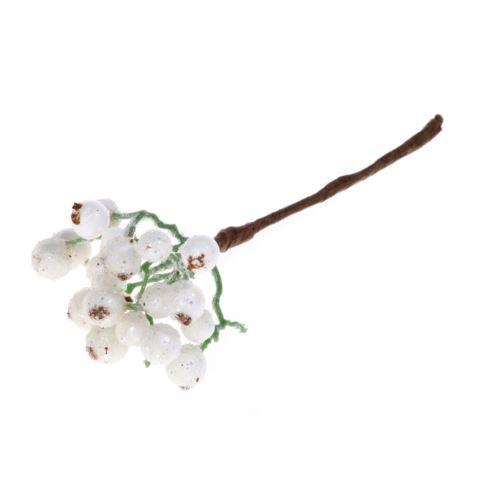 Pik kuleczki szron white