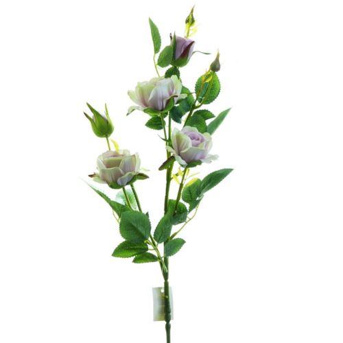 Róża ogrodowa drobna gałązka 72cm xh-29 5 lavende