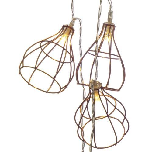 LAMPKI 10 LED BAT.2XAA, ŚW. CIEPŁE