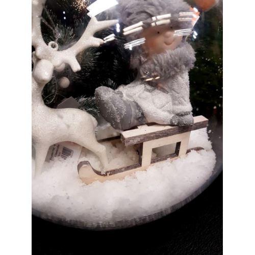 Snieg zimowy puszysty 20g
