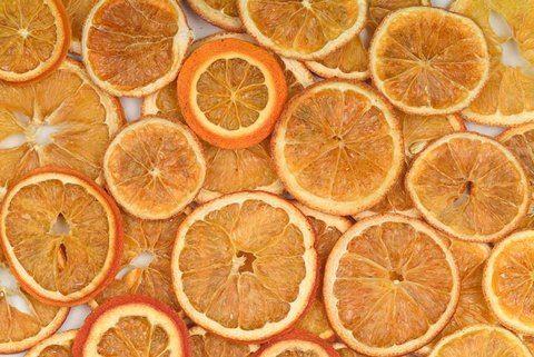 Orange sliced orange Plastry Pomarańczy 100gr/susz