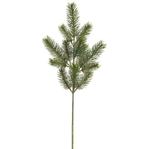 Nordmanntannenzweig x 13  49cm grün