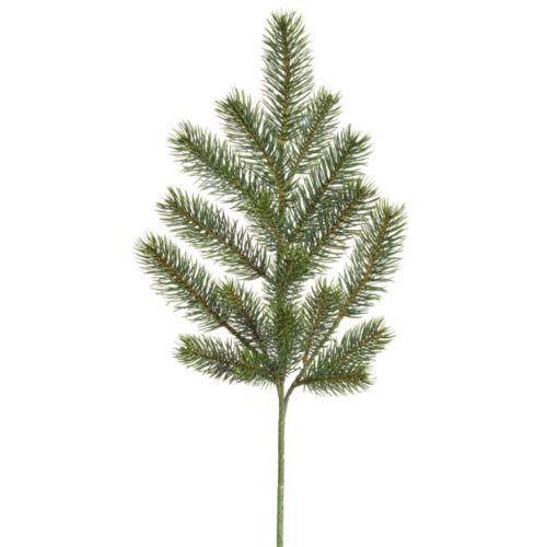 Nordmanntannenzweig x 18  50cm grün