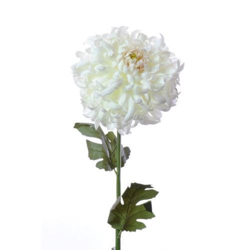 Chrysanthemum 87 cm art119 2 cream lt pink