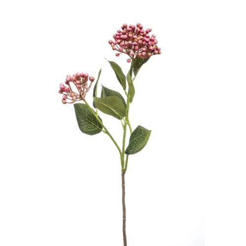 Hydrangea bud spray 53cm beauty