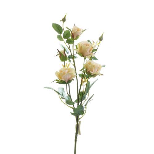 Róża ogrodowa drobna gałązka 72cm xh-29 3 tea