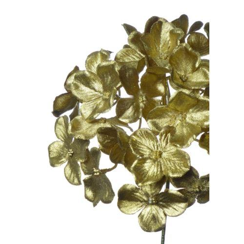 PICK HORTENSIA GOLD CM.15