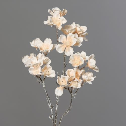 Cherry blossom spray with Ice 51 cm cream
