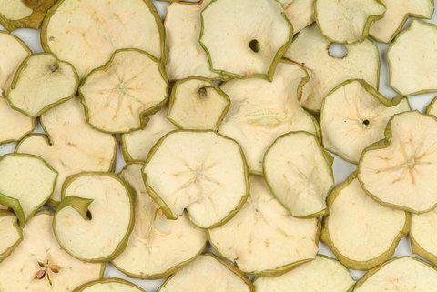 Apple slice green - Plastry Jabłek 100gr/susz