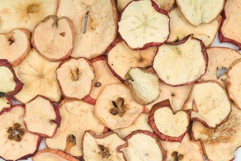 Apple slices red - Plastry Jabłek 100gr/susz